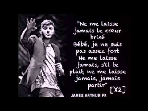 James Arthur - broken hearted (traduction française)
