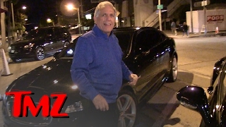 LES MOONVES FCC WAS SPOT-ON Clearing Colbert Over Trump Joke | TMZ