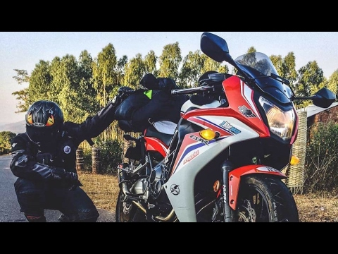 CBR 650f Honest Ownership review - Longterm