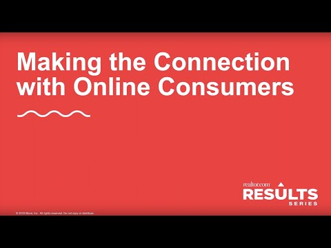 Results Series On Demand: Making the Connection with Online Consumers