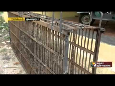 Cage for capturing Cheetah in Gudiyatham