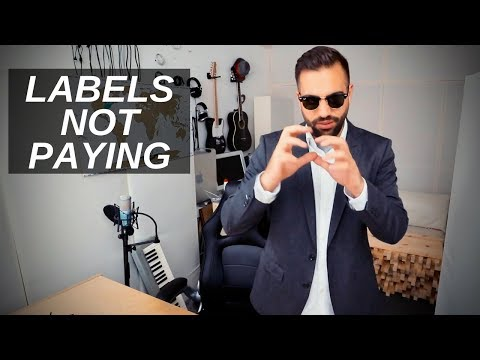 HOW RECORD LABELS SCREW THEIR ARTISTS