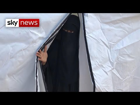 Exclusive: Shamima Begum says she is 'willing to change' and begs the UK for 'mercy'