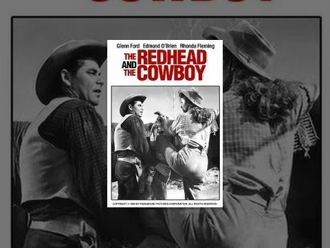 The Redhead and the Cowboy is listed (or ranked) 20 on the list Glenn Ford Western Roles