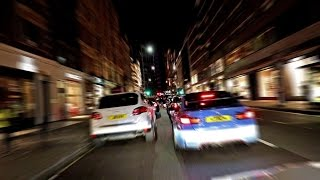 Did We Just Raced Through London!?