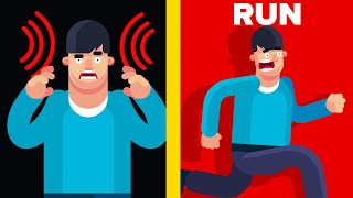 7 Scary Sounds That Will Trigger a Fight Or Flight Response In You