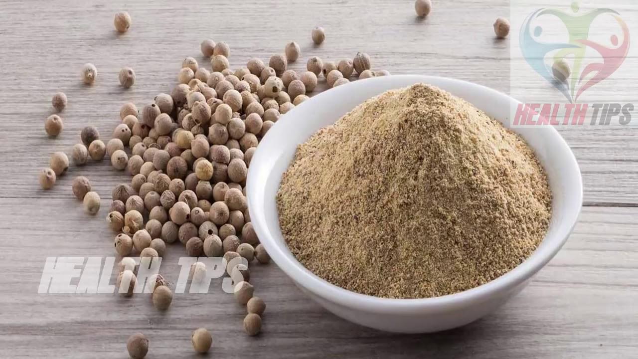 Benefits Of White Pepper