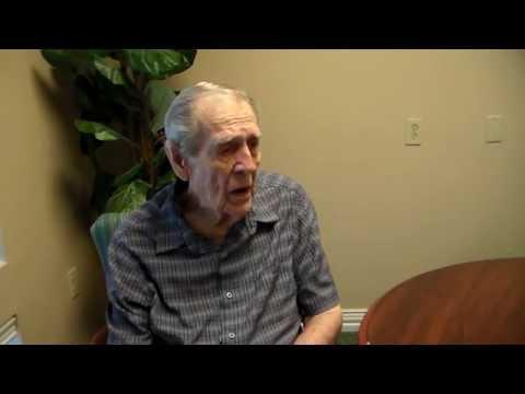 WWII Veteran Leon Wiseman Pt. 1: Shipping Out: Gen. Patton's Speech