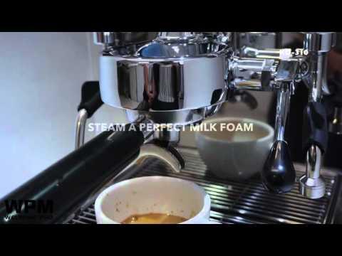 WPM KD-310 Espresso Machine