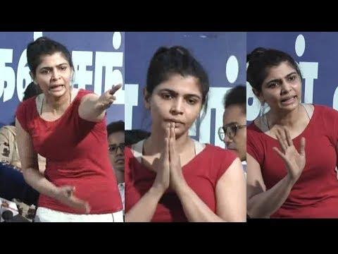 Chinmayi,Leena Manimegalai ,KPY Sriranjani நடந்து என்ன வாக்குவாதம் செய்த லீனா சின்மயி| nba 24x7