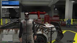Grand Theft Auto V Arena War