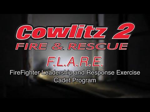 C2FR F.L.A.R.E. Cadet Program: FireFighter Leadership and Response Exercise