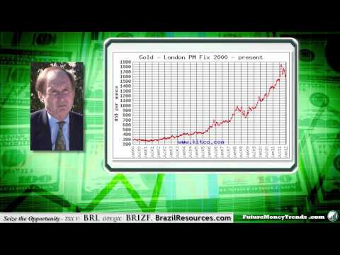 Gold Manipulation is Going Mainstream Bill Murphy of GATA