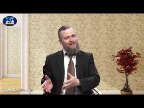הרב דודי ברוורמן - הרצאה ברמה גבוהה של הרב דודי ברוורמן - הדיכאון - פרק 3 - עצלות כמניע לדיכאון
