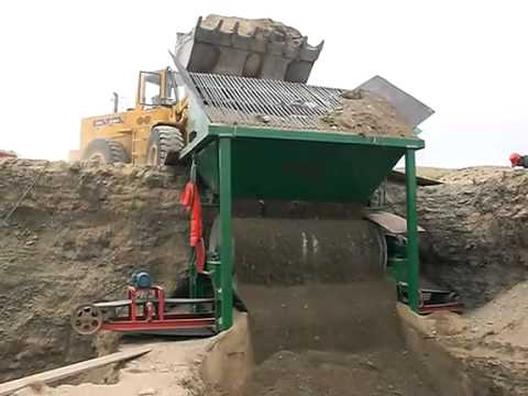 dry magnetic separator production field