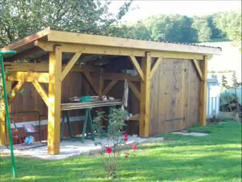 Scierie nolot neobois abri de jardin en kit youtube for Abris de jardin en kit