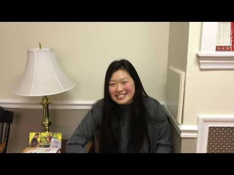 Inspiring: Winona Guo Chapin School Princeton