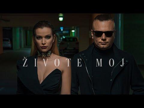 Смотреть клип Djomla Ks X Buryana - Zivote Moj