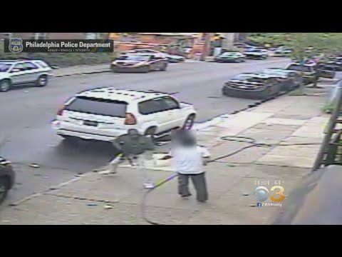 Philly Police: Suspect