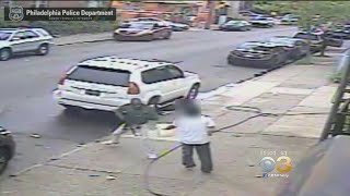Philly Police: Suspect Carrying AK-47 Wanted For Shooting 50-Year-Old Man