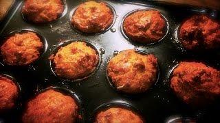 Sweet Potato & 5 Spice Muffins