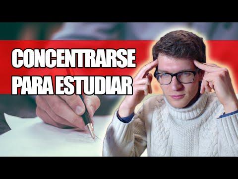 Como concentrarse 7 h bitos para concentrarte y seas doovi - Como concentrarse en estudiar ...