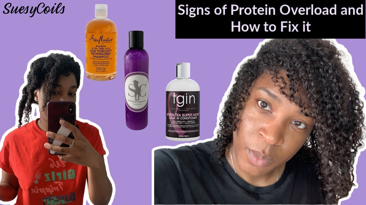 Are you experiencing protein overload? Don't know what protein overload is?