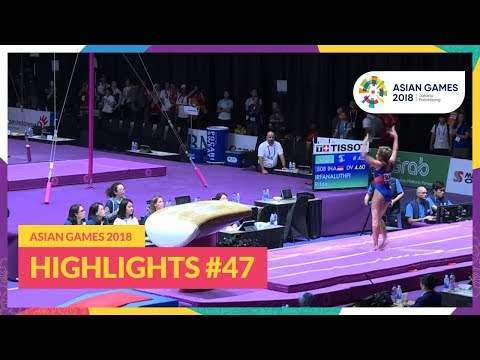 Asian Games 2018 Highlights #47