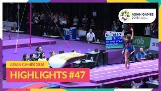 Asian Games 2018 Highlights #47