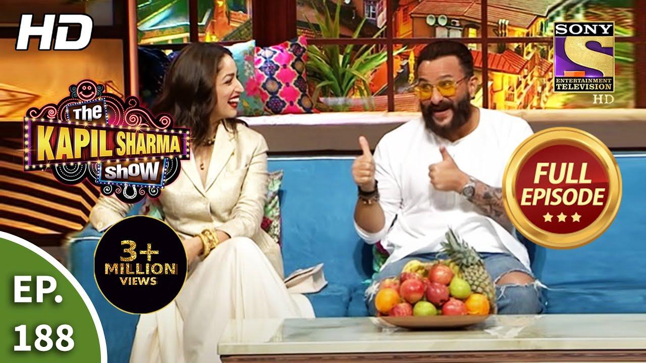 Download The Kapil Sharma Show New Season - दी कपिल शर्मा शो नई सीजन - EP 188 - 18th Sep 2021 - Full Episode