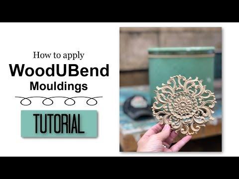 WoodUbend Mouldings | How To Tutorial