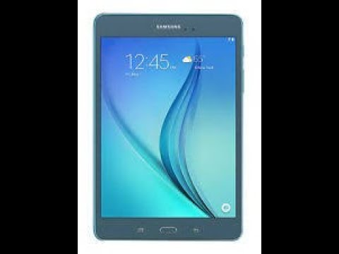 My 4 years old tablet (Samsung Galaxy Tab A 8.0 review)