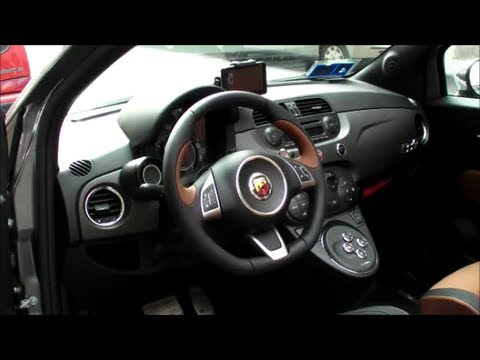 fiat 500 abarth 595 competizione cabrio youtube. Black Bedroom Furniture Sets. Home Design Ideas