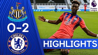 Newcastle 0-2  Chelsea | Comfortable Win for the Blues at St James Park! | Highlights