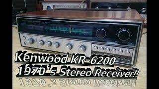 켄우드 KR-6200 …