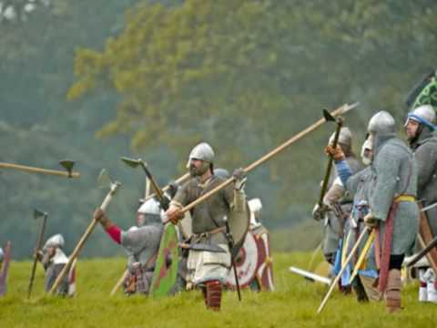 Reconstitution (2006) de la Bataille d' Hastings par ...