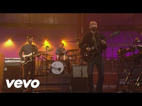 The Shins - Bait And Switch (Live On Letterman)