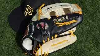 Glove Story: Starling Marte talks gloves and off-field style with WPW