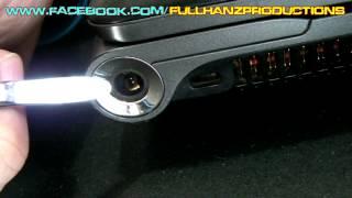 Laptop Loose Charging Port Fix!! HD!!