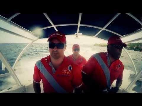 Donzi 38 - Curaçao Poker Run 2012