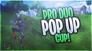 🔴 Pro Duo Pop Up Cup w/ Typical Gamer // !specs !donate !montage thumbnail