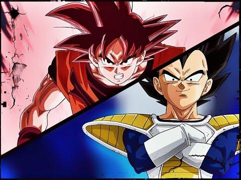 Dragon Ball Z 「AMV」- Goku vs Vegeta - (Chala Steve Aoki Remix)