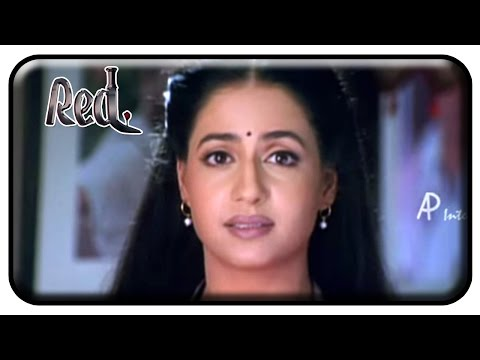Red Tamil Movie | Scenes | Ajith & Priya Gill meets for the first time | Raghuvaran | Deva