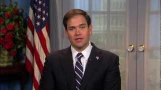 Senator Marco Rubio Marks World AIDS Day