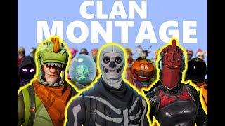 The Awakening - Fortnite Clan Montage by KroniK Gaming