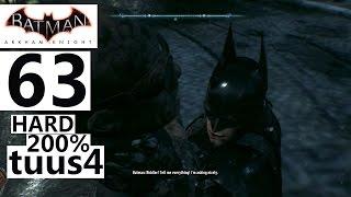Batman: Arkham Knight Walkthrough (Hard 200%) Part 63 - Riddler's Challenge XIV