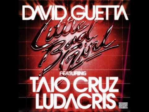 David Guetta ft. Taio Cruz & Ludacris - Little Bad Girl.mp3