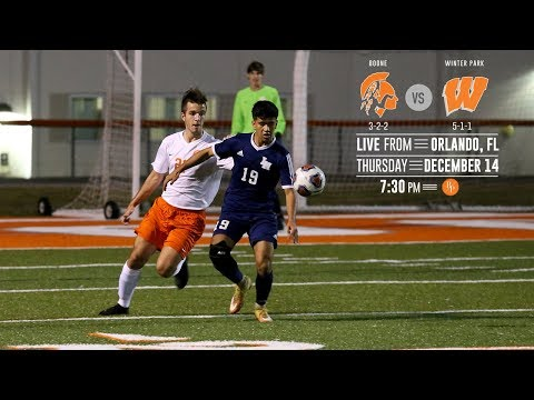Boys Soccer: Boone vs. Winter Park