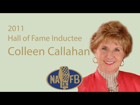 2011 NAFB Hall of Fame - Colleen Callahan