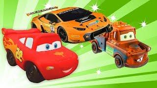 Lightning McQueen ist zurück! Spielspaß mit Cars.